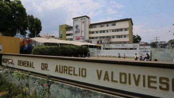 Confirma Murat robo de equipo médico de hospital Aurelio Valdivieso en Oaxaca