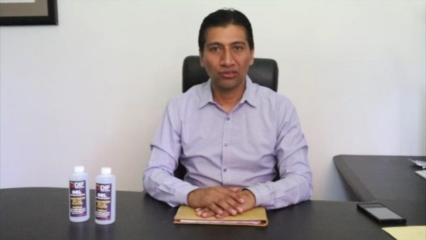 Confirma edil 3 casos de coronavirus en Xoxocotlán