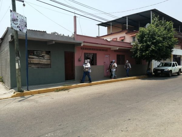 Autoridades de Tuxtepec hacen segundo exhorto a comercios para que cierren