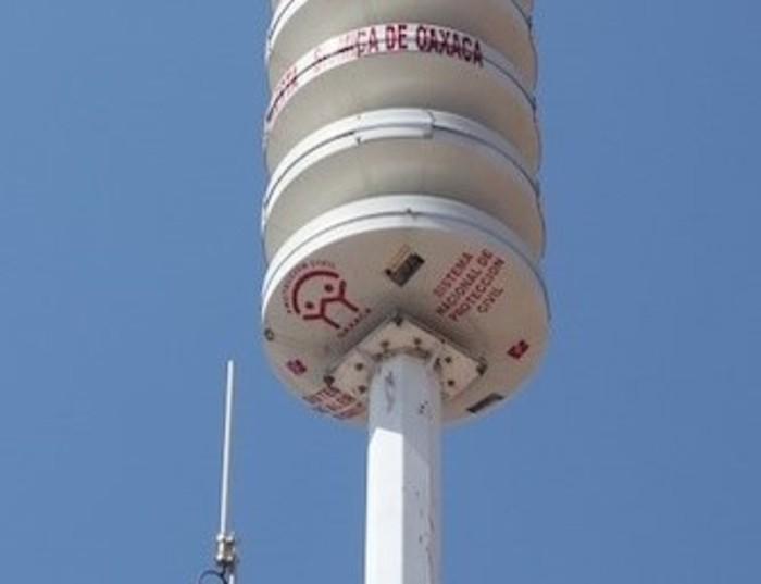 Sistema de Alerta Sísmica de Oaxaca se suma a trabajos de prevención por COVID-19