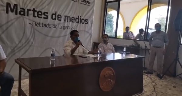 Autorizan 6 mdp para despensas de grupos vulnerables de Tuxtepec
