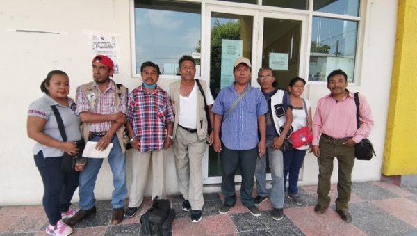 Por covid-19, fotógrafos de Tuxtepec piden apoyo al quedarse sin trabajo