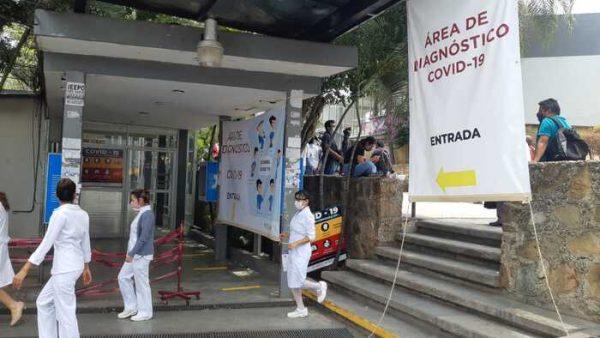 Personal del ISSSTE de Oaxaca denuncian falta de equipamiento contra Covid-19