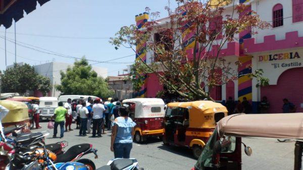 Juchitán: Comerciantes inconformes por cierre de comercios no esenciales ante covid-19