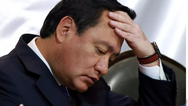 Miguel Ángel Osorio Chong dio positivo al covid-19