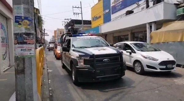 Policía  de Tuxtepec, intensificará operativos en donde se concentren ciudadanos
