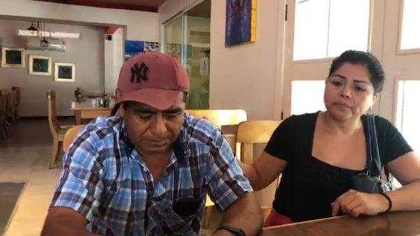 Padres de Itzel continúan con su incansable búsqueda