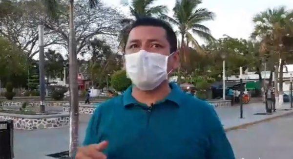 Clausurarán negocios que no cierren a partir de este viernes en Salina Cruz