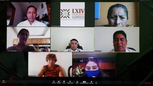 Urge difusión de medidas sanitarias en lenguas maternas, en la fase 3: Congreso estatal