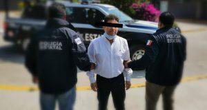 Confirma Murat detención de Vera Carrizal