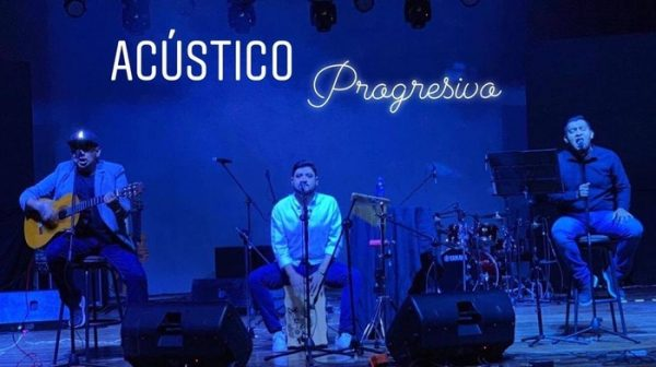 """Grupo """"Acústico Progresivo"""" ofrecerá concierto en vivo por redes sociales"""