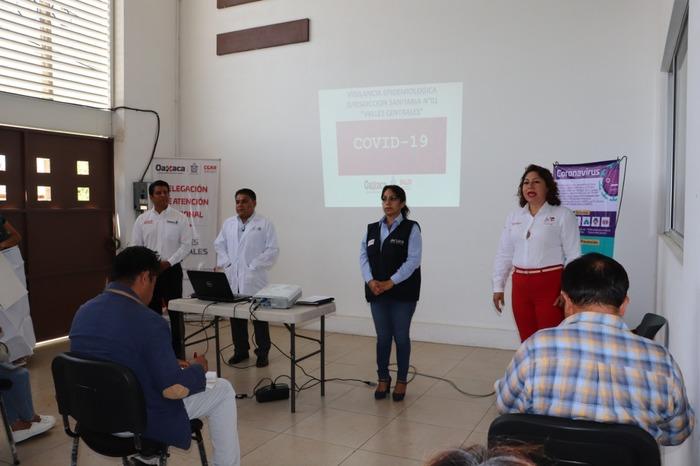 Ante contingencia del Covid-19, se implementan protocolos de seguridad y bienestar para San Jacinto Amilpas