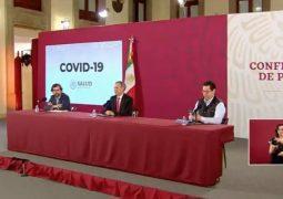 Ya suman 50 muertos por coronavirus en México