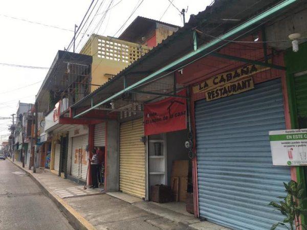 Comerciantes de Tuxtepec, llaman a abrir el 15 de mayo