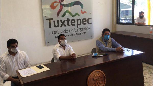 Confirman autoridades primera defunción por #Covid19 en #Tuxtepec