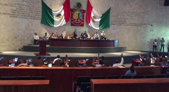 Divide a Diputados reanudar sesiones en sede legislativa, ante alto riesgo de contagio por covid
