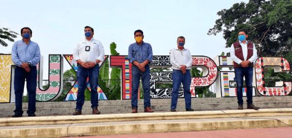 Se suma Irineo Molina a 1ra. campaña de nebulización contra dengue, chikungunya y zika