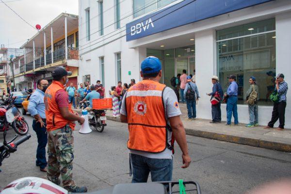 Gobierno de Tuxtepec intensifica Operativo de Seguridad en Salud para evitar contagio del Covid-19