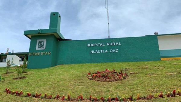 Muere primer contagiado de Covid en Huautla de Jiménez