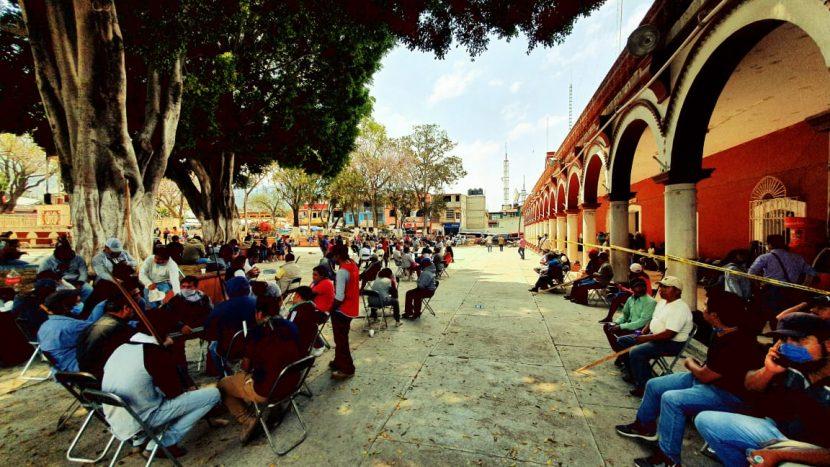 En Juxtlahuaca desconocen al Presidente Municipal