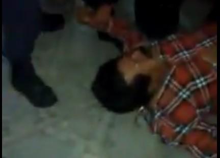 Presidente de Juxtlahuaca, aprovecha pandemia y desaloja a manifestantes del Palacio Municipal
