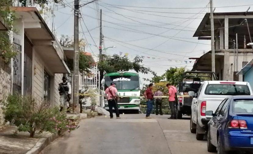 Tiroteo en Tuxtepec deja dos muertos en la colonia María Eugenia