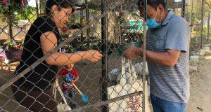 Paquetes de frutas y verduras a bajo costo, beneficia a familias en Amilpas