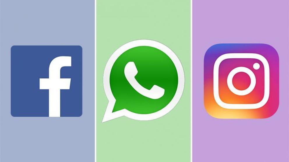WhatsApp, Instagram y Facebook presentan fallas en varias partes del mundo