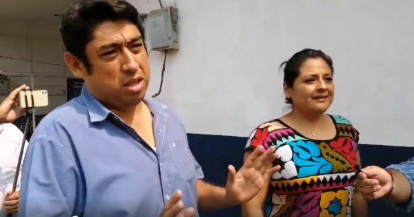 Liberan a regidores de Loma Bonita, a 17 horas de haber sido detenidos
