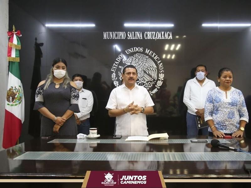 SEDATU designa a 200 mdp a Salina Cruz para obra pública
