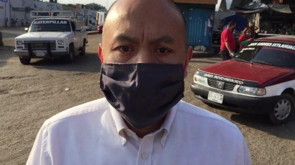 Multas de hasta 26 mil pesos para quienes no acaten medidas de la SEMOVI: SubSecretario
