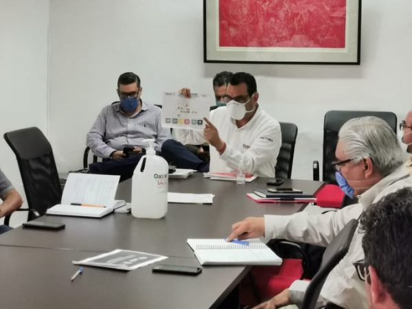 Se mantienen 22 casos positivos de COVID-19 en Oaxaca