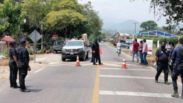 Anuncia edil de Valle medidas más drásticas ante caso de COVID-19 en Chiltepec