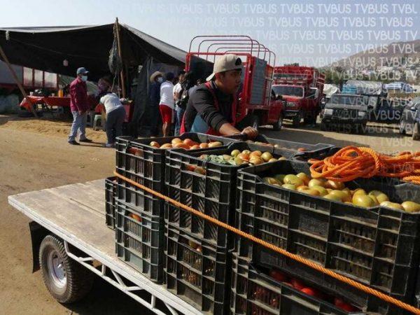 Productores del playón en Oaxaca seguirán trabajando pese a contingencia