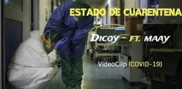 Tuxtepecanos realizan video musical para concientizar sobre el coronavirus