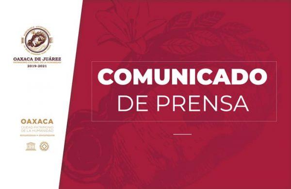 Oaxaca de Juárez no regresará a la normalidad el próximo 18 de mayo