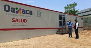 Oaxaca está por entrar al pico más alto de la pandemia, importante conocer cómo actuar ante síntomas COVID-19
