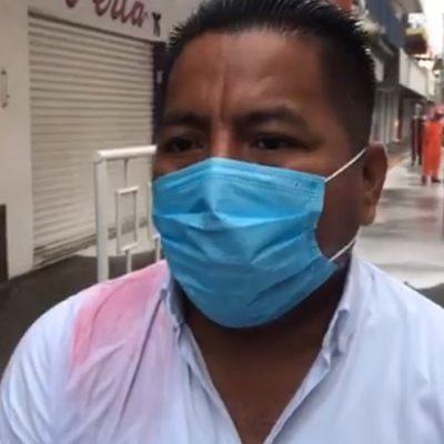 Reactivación comercial de Tuxtepec, será escalonadamente: Dávila