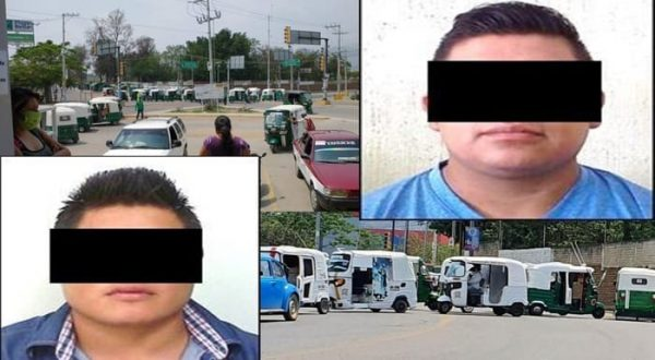 Aprehenden a hermanos Villaseca, dirigentes de la CATEM joven en Oaxaca