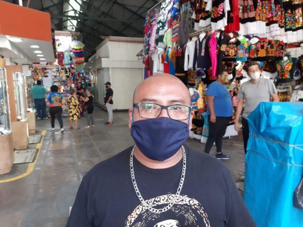 Se presentan diferencias entre locatarios del mercado Benito Juárez de Oaxaca