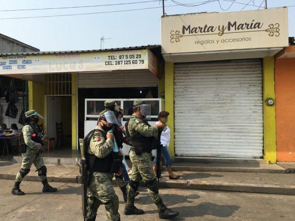 Gobierno de Tuxtepec vuelve hacer operativos para que cierren comercios