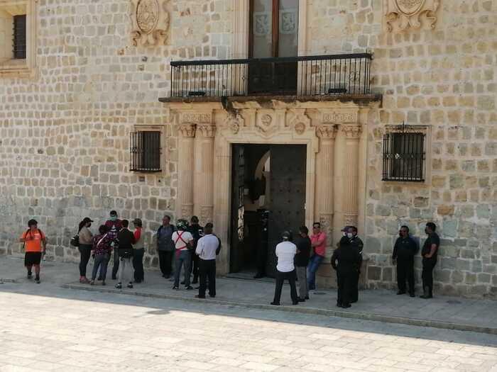 Fallece policía de Oaxaca de Juárez, se sospecha de coronavirus