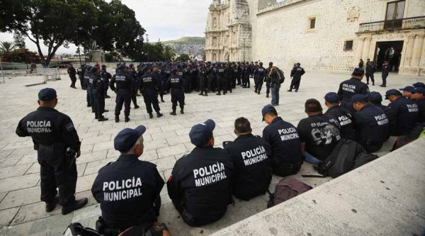 Fallece segundo policía de la capital oaxaqueña por covid