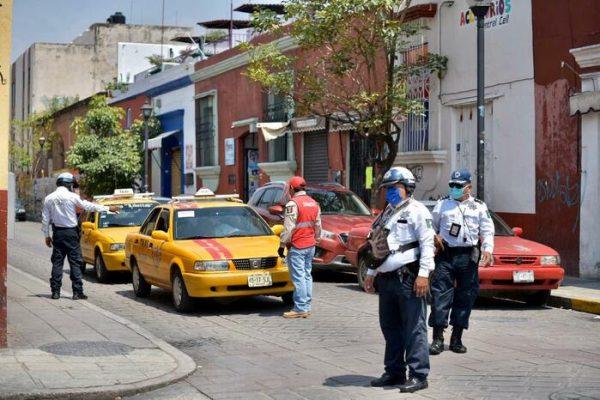 Semovi aplica 23 sanciones en el transporte público por incumplir medidas