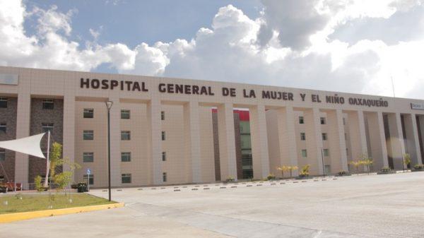 Atiende Hospital de la Mujer y Niño Oaxaqueño primer paciente positivo a COVID-19