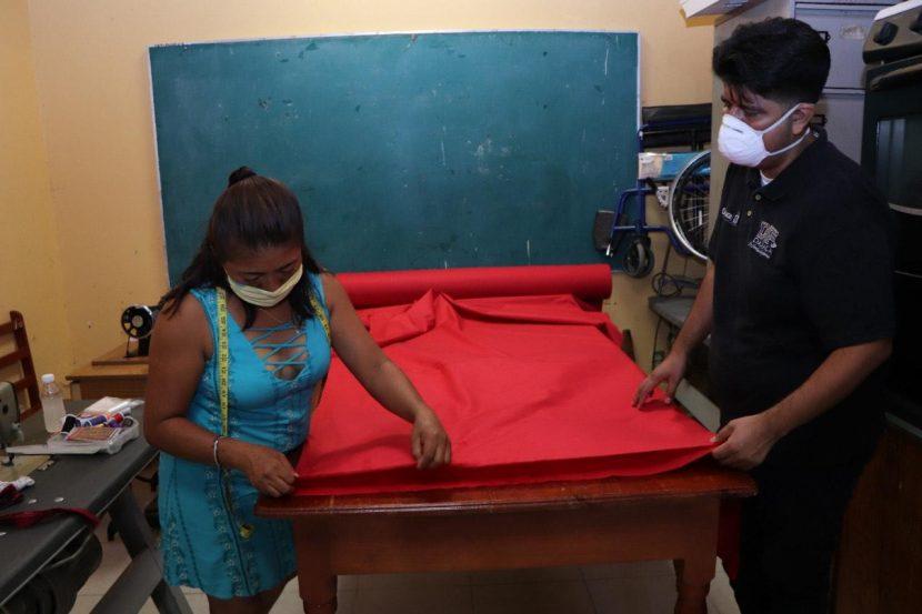DIF Oaxaca coadyuva con autoridades municipales en beneficio de la salud de las familias oaxaqueñas