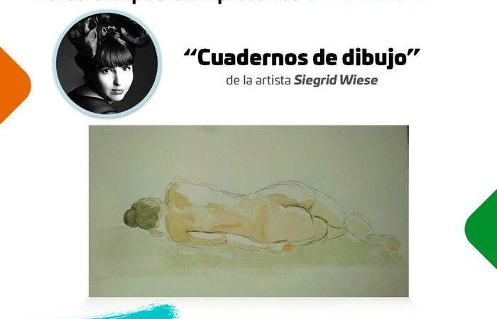 """""""Cuadernos de Dibujo"""", tercera exposición virtual de la CCO"""