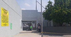Personal del ISSSTE de Huajuapan, acudirán a Derechos Humanos por la nula atención de las autoridades de salud.