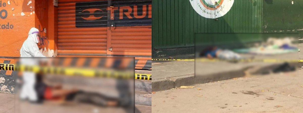 Mueren dos personas en inmediaciones de central de abasto en Oaxaca