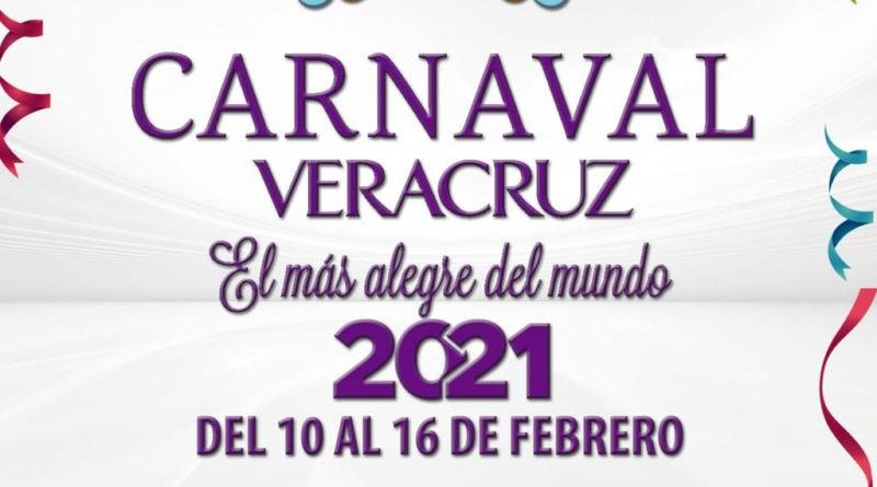 En plena contingencia por el Covid, confirman fecha para Carnaval de Veracruz 2021